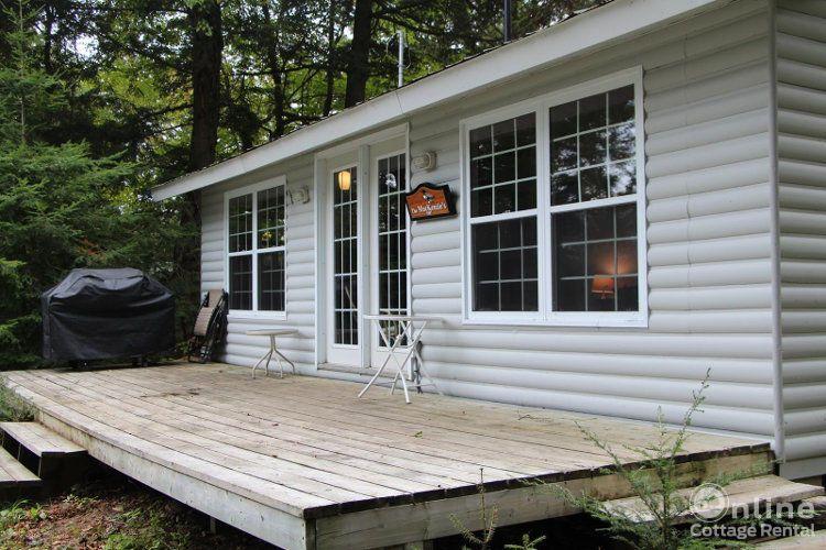 Big Kennisis Lake Cottage Rental